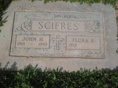 SCIFRES, JOHN H. - Pinal County, Arizona | JOHN H. SCIFRES - Arizona Gravestone Photos