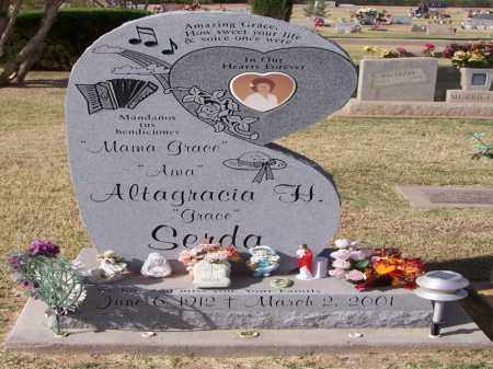 SERDA, ALTAGRACIA - Pinal County, Arizona | ALTAGRACIA SERDA - Arizona Gravestone Photos