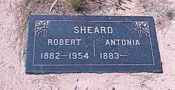 SHEARD, ROBERT - Pinal County, Arizona | ROBERT SHEARD - Arizona Gravestone Photos