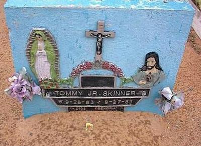 SKINNER, TOMMY, JR. - Pinal County, Arizona | TOMMY, JR. SKINNER - Arizona Gravestone Photos
