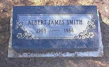 SMITH, ALBERT JAMES - Pinal County, Arizona | ALBERT JAMES SMITH - Arizona Gravestone Photos