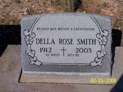 SMITH, DELLA ROSE - Pinal County, Arizona | DELLA ROSE SMITH - Arizona Gravestone Photos