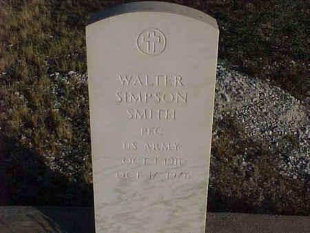 SMITH, WALTER S. - Pinal County, Arizona | WALTER S. SMITH - Arizona Gravestone Photos