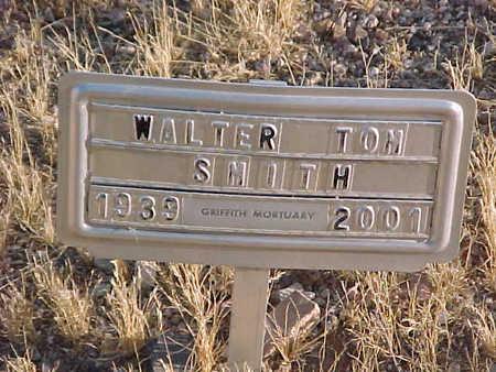 SMITH, WALTER  TOM - Pinal County, Arizona   WALTER  TOM SMITH - Arizona Gravestone Photos