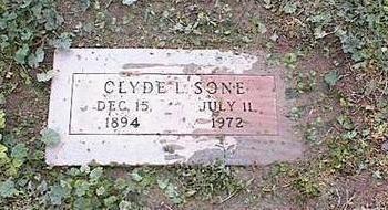 SONE, CLYDE L. - Pinal County, Arizona | CLYDE L. SONE - Arizona Gravestone Photos