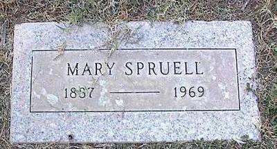 SPRUELL, MARY - Pinal County, Arizona | MARY SPRUELL - Arizona Gravestone Photos