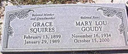 GOUDY, MARY LOU - Pinal County, Arizona | MARY LOU GOUDY - Arizona Gravestone Photos