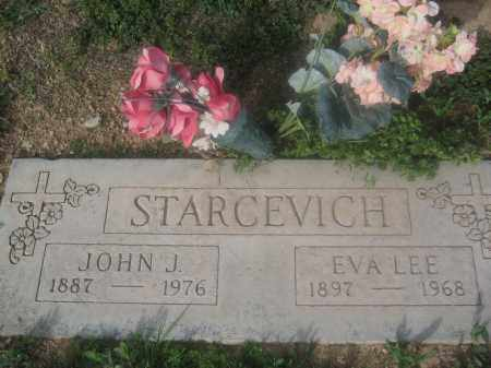 STARCEVICH, EVA LEE - Pinal County, Arizona | EVA LEE STARCEVICH - Arizona Gravestone Photos
