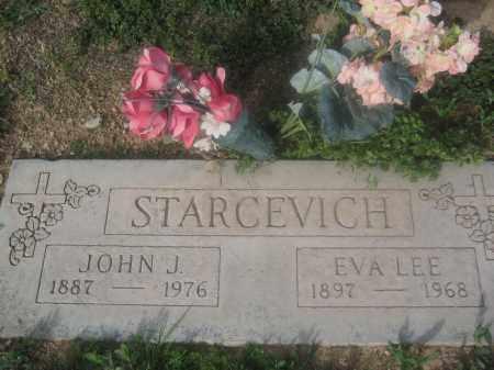 STARCEVICH, JOHN J. - Pinal County, Arizona | JOHN J. STARCEVICH - Arizona Gravestone Photos