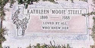 "STEELE, KATHLEEN ""MOOIE"" - Pinal County, Arizona | KATHLEEN ""MOOIE"" STEELE - Arizona Gravestone Photos"