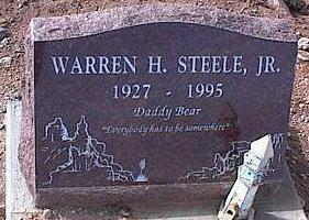 STEELE, WARREN H., JR. - Pinal County, Arizona | WARREN H., JR. STEELE - Arizona Gravestone Photos