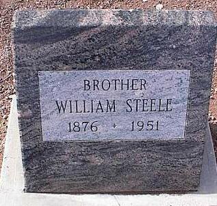 STEELE, WILLIAM - Pinal County, Arizona   WILLIAM STEELE - Arizona Gravestone Photos