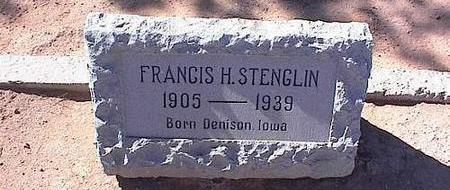 STENGLIN, FRANCIS H. - Pinal County, Arizona | FRANCIS H. STENGLIN - Arizona Gravestone Photos