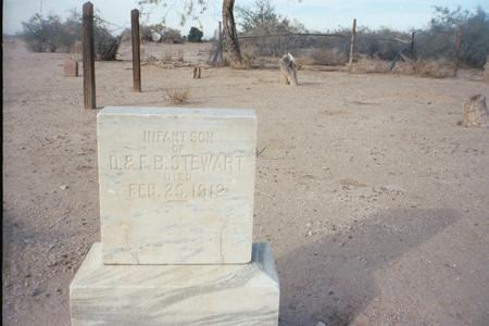 STEVENS, INFANT - Pinal County, Arizona | INFANT STEVENS - Arizona Gravestone Photos