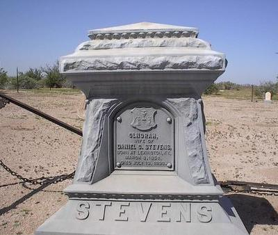 STEVENS, OLNORAH - Pinal County, Arizona | OLNORAH STEVENS - Arizona Gravestone Photos