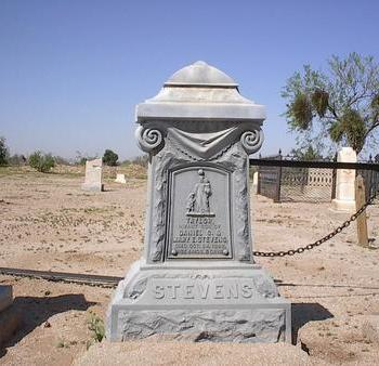 STEVENS, TAYLOR - Pinal County, Arizona | TAYLOR STEVENS - Arizona Gravestone Photos