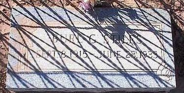 STILES, BURL G. - Pinal County, Arizona   BURL G. STILES - Arizona Gravestone Photos