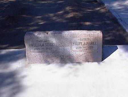 ALVAREZ, FILIPE - Pinal County, Arizona | FILIPE ALVAREZ - Arizona Gravestone Photos