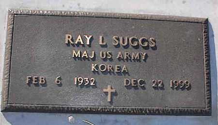 SUGGS, RAY L. - Pinal County, Arizona | RAY L. SUGGS - Arizona Gravestone Photos