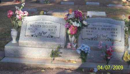 YARBROUGH SYLVESTER, WILLEEN - Pinal County, Arizona | WILLEEN YARBROUGH SYLVESTER - Arizona Gravestone Photos