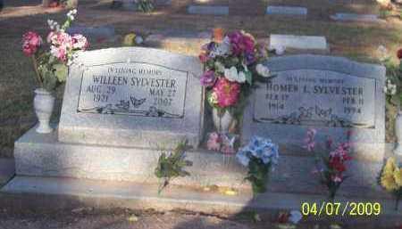 SYLVESTER, WILLEEN - Pinal County, Arizona | WILLEEN SYLVESTER - Arizona Gravestone Photos