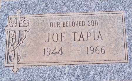 TAPIA, JOE - Pinal County, Arizona | JOE TAPIA - Arizona Gravestone Photos