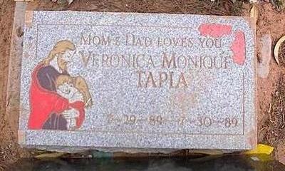 TAPIA, VERONICA MONIQUE - Pinal County, Arizona | VERONICA MONIQUE TAPIA - Arizona Gravestone Photos