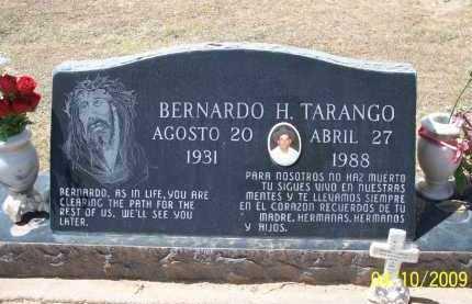 TARANGO, BARNARDO H. - Pinal County, Arizona | BARNARDO H. TARANGO - Arizona Gravestone Photos