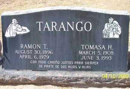 TARANGO, RAMON T. - Pinal County, Arizona | RAMON T. TARANGO - Arizona Gravestone Photos