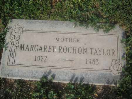 TAYLOR, MARGARET ROCHON - Pinal County, Arizona | MARGARET ROCHON TAYLOR - Arizona Gravestone Photos
