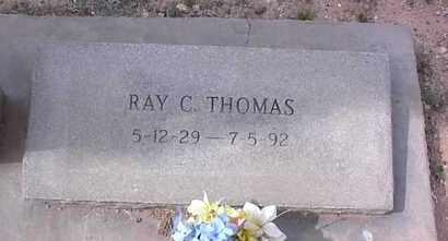 THOMAS, RAY - Pinal County, Arizona | RAY THOMAS - Arizona Gravestone Photos