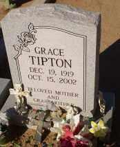 YARBROUGH TIPTON, GRACE - Pinal County, Arizona | GRACE YARBROUGH TIPTON - Arizona Gravestone Photos