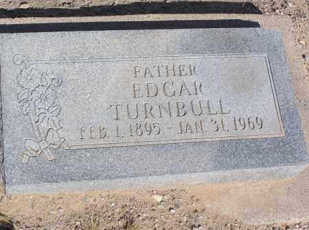 TURNBULL, EDGAR - Pinal County, Arizona   EDGAR TURNBULL - Arizona Gravestone Photos