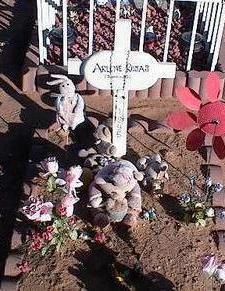 ROJAS, ARLENE - Pinal County, Arizona | ARLENE ROJAS - Arizona Gravestone Photos