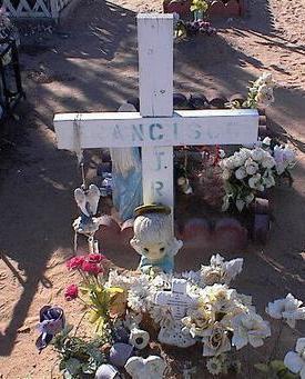 ROJAS, FRANCISCO J. - Pinal County, Arizona | FRANCISCO J. ROJAS - Arizona Gravestone Photos