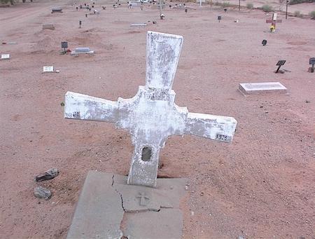 UNKNOWN, JUANA - Pinal County, Arizona | JUANA UNKNOWN - Arizona Gravestone Photos