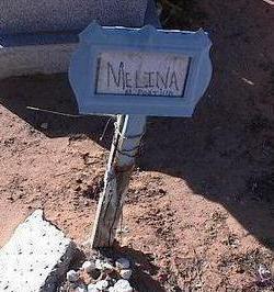 PORTILLO, MELINA M. - Pinal County, Arizona | MELINA M. PORTILLO - Arizona Gravestone Photos