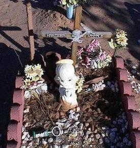 UNKNOWN, MARISSA NICOLE - Pinal County, Arizona | MARISSA NICOLE UNKNOWN - Arizona Gravestone Photos