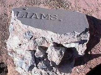 WILLIAMS, UNKNOWN - Pinal County, Arizona | UNKNOWN WILLIAMS - Arizona Gravestone Photos