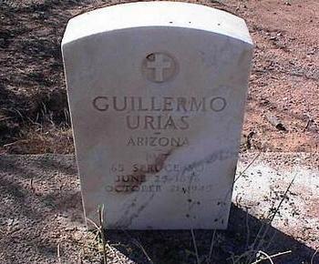 URIAS, GUILLERMO - Pinal County, Arizona | GUILLERMO URIAS - Arizona Gravestone Photos