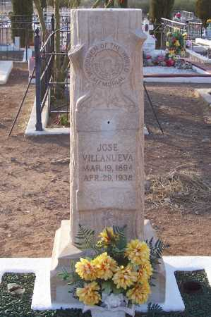 VILLANUEVA, JOSE - Pinal County, Arizona | JOSE VILLANUEVA - Arizona Gravestone Photos