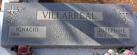 VILLARREAL, IGNACIO - Pinal County, Arizona | IGNACIO VILLARREAL - Arizona Gravestone Photos