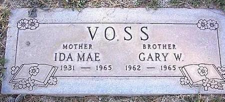 VOSS, GARY W. - Pinal County, Arizona | GARY W. VOSS - Arizona Gravestone Photos