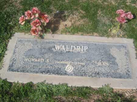 WALDRIP, HOWARD S. - Pinal County, Arizona | HOWARD S. WALDRIP - Arizona Gravestone Photos