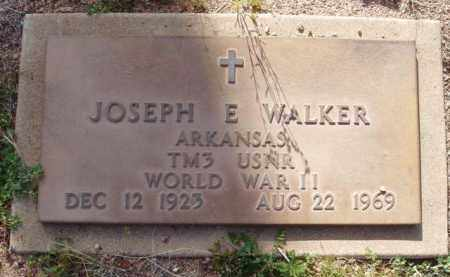 WALKER, JOSEPH E. - Pinal County, Arizona | JOSEPH E. WALKER - Arizona Gravestone Photos