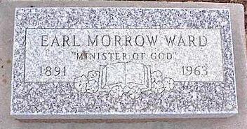 WARD, EARL MORROW - Pinal County, Arizona | EARL MORROW WARD - Arizona Gravestone Photos