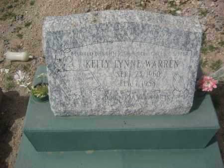 WARREN, KELLY LYNNE - Pinal County, Arizona | KELLY LYNNE WARREN - Arizona Gravestone Photos