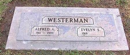 WESTERMAN, EVELYN S. - Pinal County, Arizona | EVELYN S. WESTERMAN - Arizona Gravestone Photos