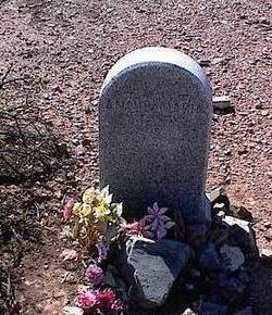WESTON, ANNIE MARIA - Pinal County, Arizona | ANNIE MARIA WESTON - Arizona Gravestone Photos