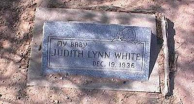 WHITE, JUDITH LYNN - Pinal County, Arizona | JUDITH LYNN WHITE - Arizona Gravestone Photos